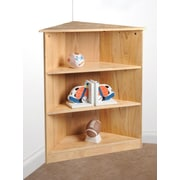 Gift Mark 36'' Corner Unit; Natural