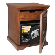 Honeywell 0.83 cu.ft. Digital Lock Cabinet/End Table Safe (5103SL)