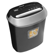 Honeywell 9112 12-Sheet Capacity Cross-Cut Personal Shredder, Black/Gray