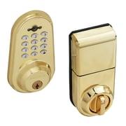 Honeywell Digital Door Lock and Deadbolt with Remote