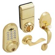 Honeywell Digital Door Lever Handleset Lock with Remote