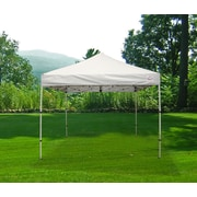 ImpactCanopy Bootshade 10' Wx10' D  Pop up Canopy Tent Instant Canopy; White