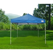 ImpactCanopy Bootshade 10' Wx10' D  Pop up Canopy Tent Instant Canopy; Blue