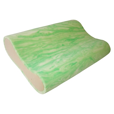 EnviroTech Gel & Memory Foam Bamboo Contour Pillow; Queen