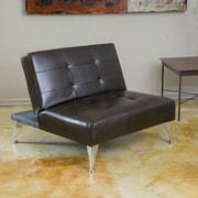 Home Loft Concept Castletown Click-Clack Oversized Convertible Chair