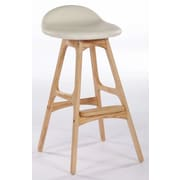 Aeon Furniture Torbin 29.5'' Bar Stool with Cushion; Ash