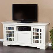 Hokku Designs Radnor TV Stand; Off-White