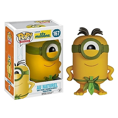 Funko Pop! Movies: Minions, Au Naturel