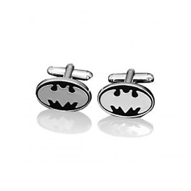 Best Desu Batman Cufflinks, Black Background