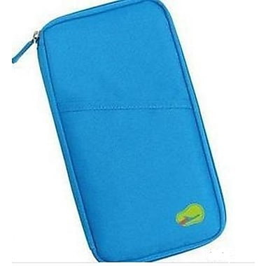 Best Desu Passport Holder Wallet, Blue