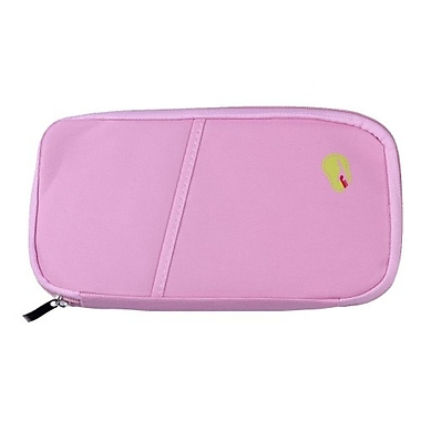 Best Desu Passport Holder Wallet, Light Pink