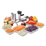 """Bron-Coucke Stainless Steel """"Le Rouet"""" Turning Slicer"""