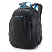 Samsonite Viz Air 2 Black Polyester Laptop Backpack (66256-2844)