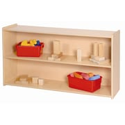 Steffy Two Shelf Storage