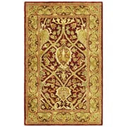 Safavieh Persian Legend Red/Gold Area Rug; Square 8'