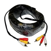 Homevision Technology SeqCam RCA Audio Video Cable; 900''