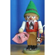 PinnaclePeak Steinbach Signed Chubby Hansel Fairy Tale German Wood Christmas Nutcracker