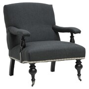 Wholesale Interiors Baxton Studio Galway Arm Chair