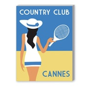 Americanflat Country Club, Cannes Graphic Art