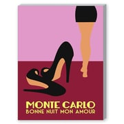 Americanflat Monte Carlo Graphic Art