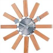 dCOR design Telechron 13.5'' Modern Wall Clock
