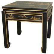 Oriental Furniture Ming End Table