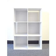 Proman Colonial 36'' Bookcase; White