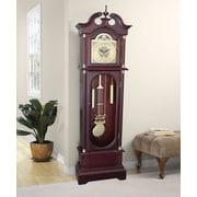Jenlea Daniel Dakota 71.63'' Grandfather Clock; Mission Oak