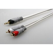 Homevision Technology Electronic Master 6 Feet RCA Audio Cable