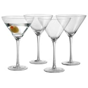 Artland Sommelier 9 Oz. Stem Martini Glass (Set of 4)