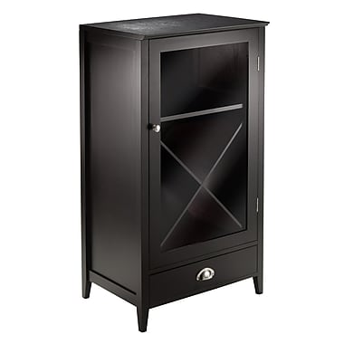 Winsome Bordeaux Wine Cabinet X Panel Modular