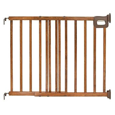 Summer Infant – Barrière d'escalier de luxe Stylish & Secure™ en bois