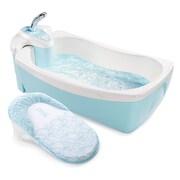Summer Infant – Bain tourbillon, bain à bulles et douche Lil' Luxuries