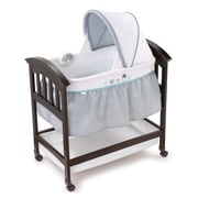 Summer Infant Classic Comfort Wood Bassinet, Turtle Tales Collection