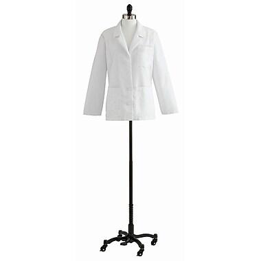 Medline Women 2XL Consultation Lab Coat, White (88018QHW24)