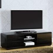 Hokku Designs Sharron TV Stand; Black