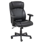 Global Furniture High-Back Manager Chair with Adjustable Arm