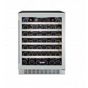 Titan Products, LLC 50 Bottle Single Zone Built-In Wine Refrigerator