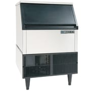 MaxxIce 24'' W 250 lb. Freestanding Ice Maker