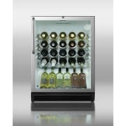 Summit Appliance Single Zone Freestanding Wine Refrigerator
