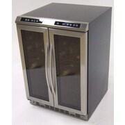 Avanti 38 Bottle Dual Zone Freestanding Wine Refrigerator