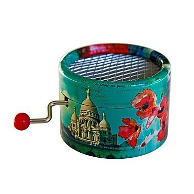 PML BPM112 La valse d'AmElie Poulain Hand Crank Musical Box