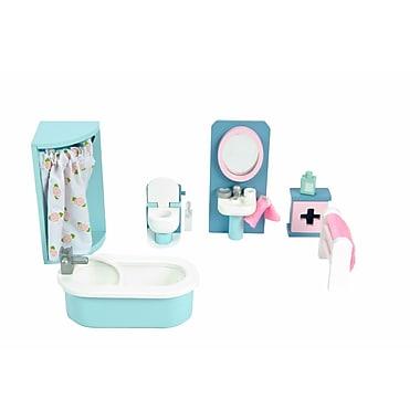 Le Toy Van Daisylane Bathroom Deluxe Dollhouse Furniture Set