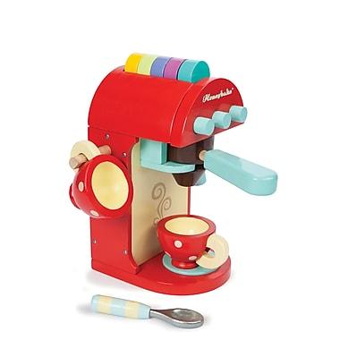 Le Toy Van TV299 Coffee Machine, 11 x 21 x 19 cm
