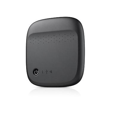 Seagate® Wireless STDC500100 500GB Mobile Storage, Black