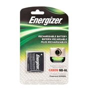 Energizer® Digital Replacement Battery NB-6L for Canon PowerShot SD4000, D10, IXUS 85 IS, & SX530 (1809246)