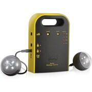 Freeplay – Système d'alimentation à chargement solaire Energy Hub, avec éclairage