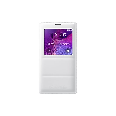 Samsung View Cover for Note 4, White