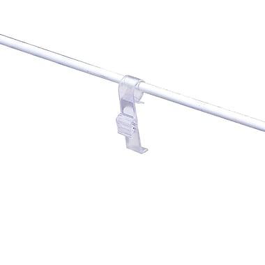 IDL Displays Supergrip Wire Basket Sign Holder, 3/8