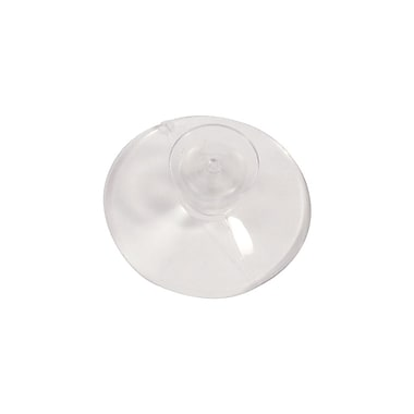 IDL Displays Economy Suction Cup with Plastic Thumbtack, 25/Pack